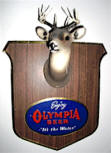 1st in the wildlife series of Oly plaques