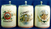 Three Schmidt steins ca. 1904
