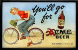 Acme poster 1952 You'll Go Fo Acme