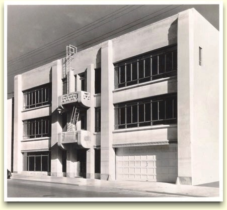 Acme's general office, 762 Fulton St., c.1935