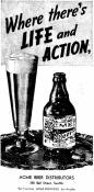 Acme ad June 1939 where there is Life & Action