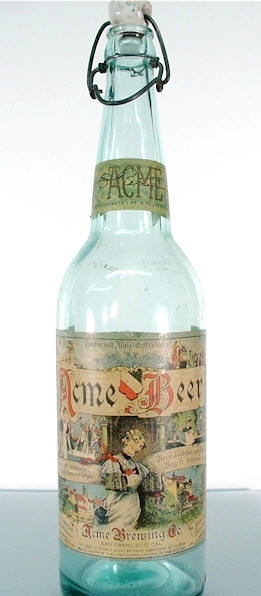 History Of The Acme Brewing Co