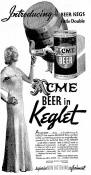 1936 introduction of Acme Beer in cans
