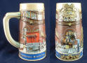 Budweiser Beer stein, Stables CS-73 - image
