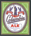 Columbia Ale, 6% label - image