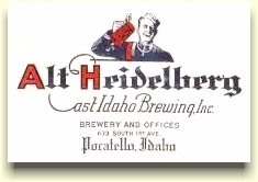 East Idaho Brewing letterhead