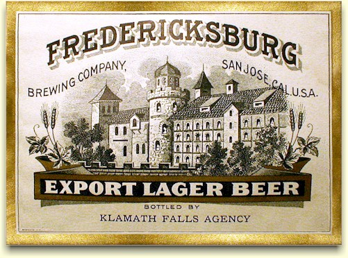 FredericksBurg Brewing Co. Kalamath Falls