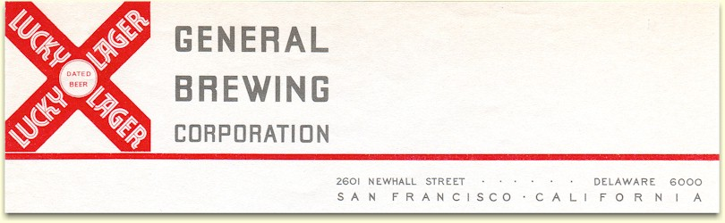General Brewing Co., SF ltrhd - image