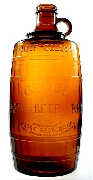 The Globe Spokane >> Vintage U.S. BEER BOTTLES For Sale