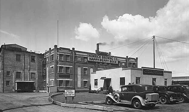 Hemrich's Brewing Co. plant 2, c.1938 - image