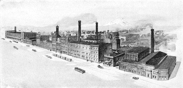 Seattle Brewing & Malting Co., c.1914 - image