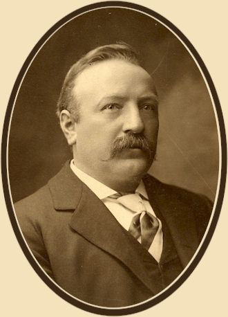 Portrait of John A. Mueller