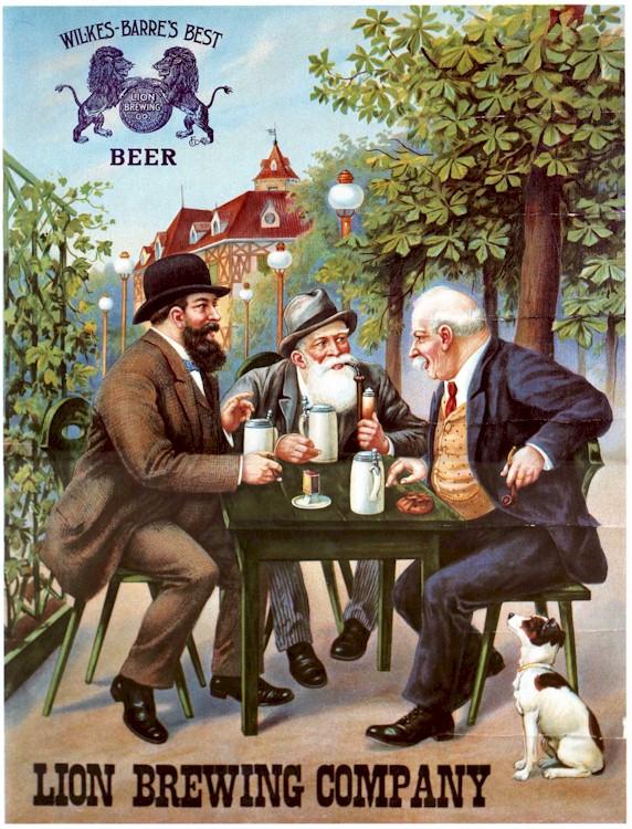 Vintage Beer Advertising Signs For Sale