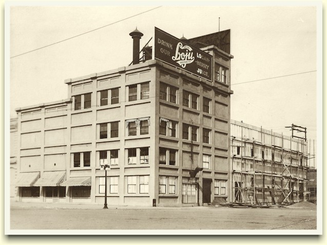 Salem Brewery as Loju plant ca.1917