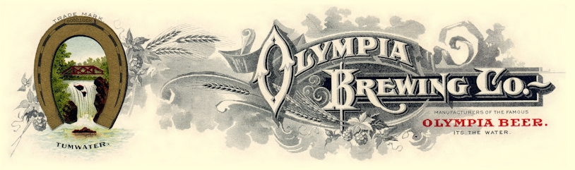 Olympia Brewing Co. - header image