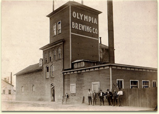 Olympia Brewery, Butte, MT. ca.1901