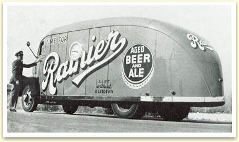 1937 GMC Streamline produced for Rainier - image