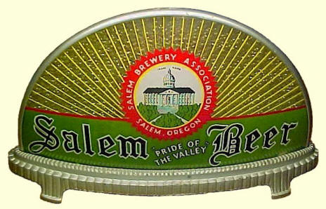 2nd Salem Beer sign by Gillco - image