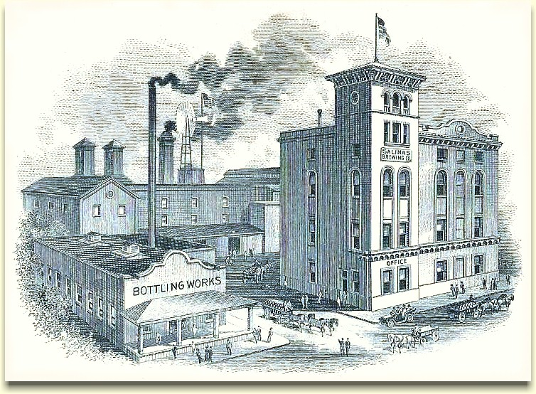 Salinas Brewing Co. ca.1907