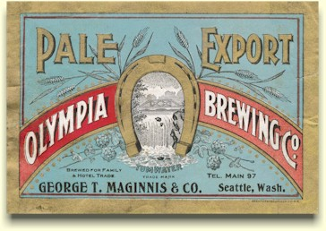 Olympia's Seattle label