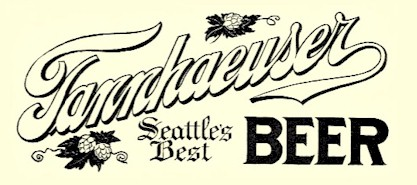 Tannhaeuser - Seattles Best Beer - graphic