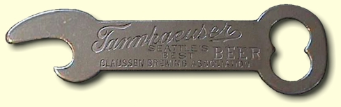 Tannhaeuser beer bottle opener - image
