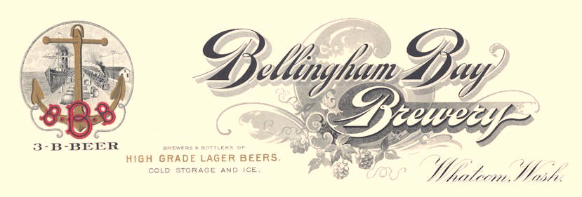 Bellingham Bay Brewery - header graphic