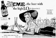 Acme ad by Vargas 1944