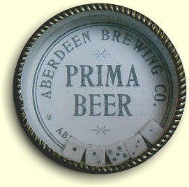Prima Beer dice game - Aberdeen Brg. Co. -  image