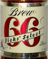 new Brew 66 beer label